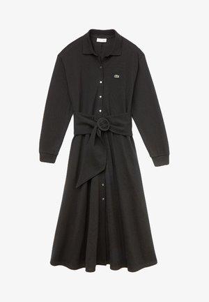 EF8782 - Robe chemise - black