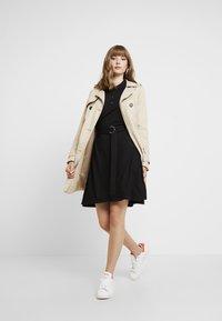 Lacoste - Korte jurk - black - 2