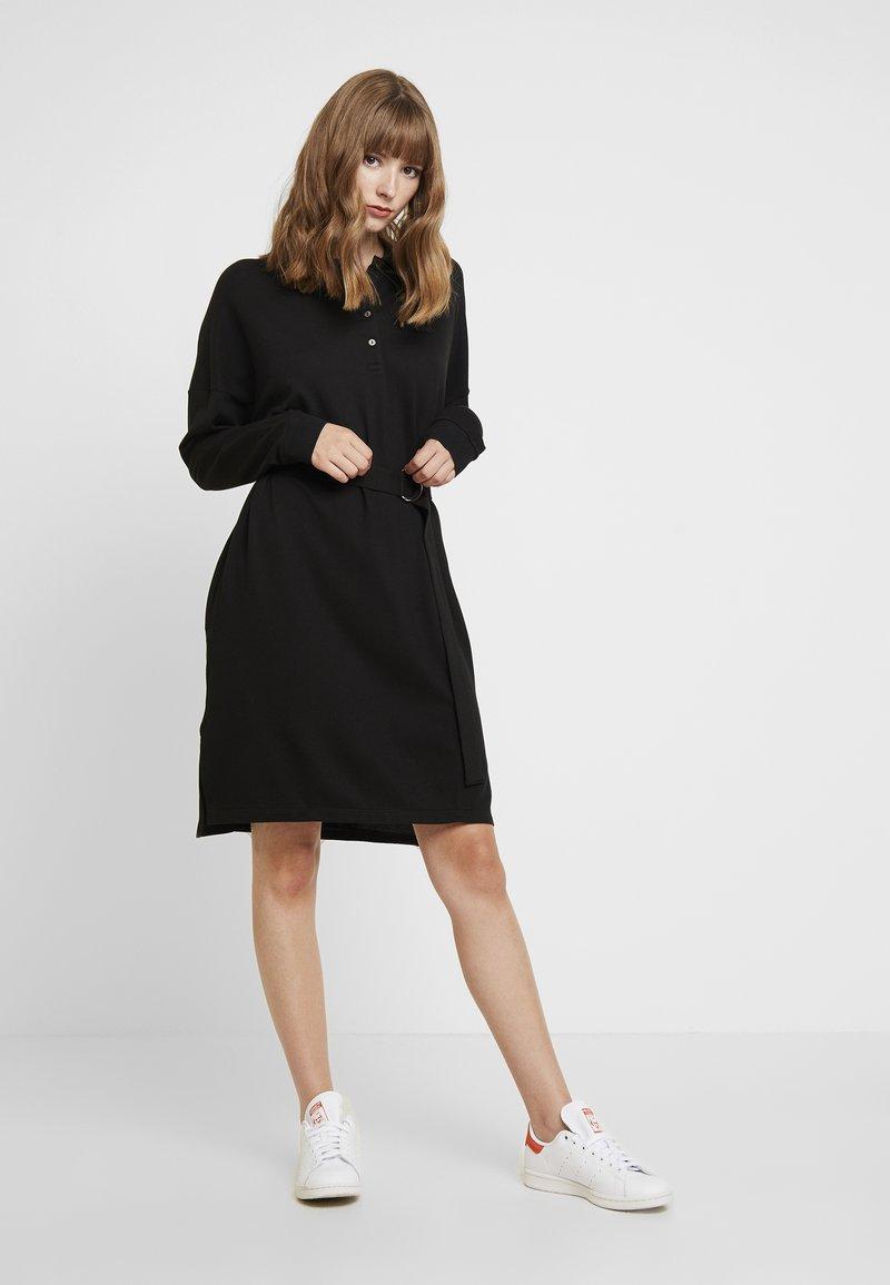 Lacoste - Korte jurk - black