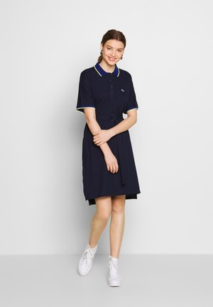 Day dress - navy blue/methylene subal