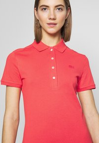 Lacoste - Day dress - energy red - 4