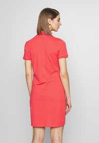Lacoste - Day dress - energy red - 2