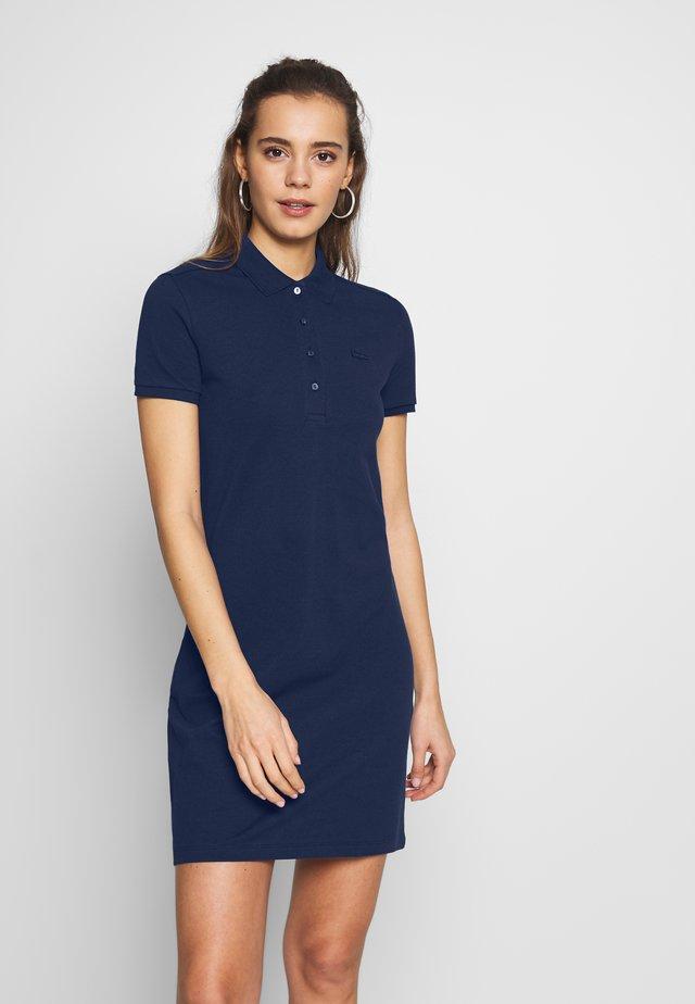 Korte jurk - methylene