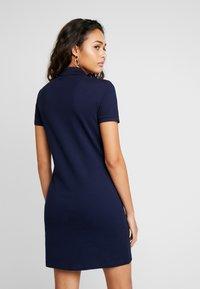 Lacoste - Day dress - navy blue - 3