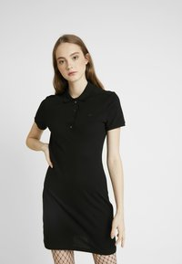 Lacoste - Korte jurk - black - 0