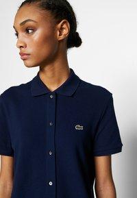 Lacoste - EF5468-00-102 - Shirt dress - navy blue - 4