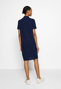 Lacoste - EF5468-00-102 - Shirt dress - navy blue - 2