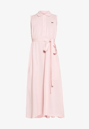 Jersey dress - light pink