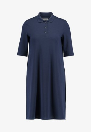 ROBE FEMME - Shirt dress - marine