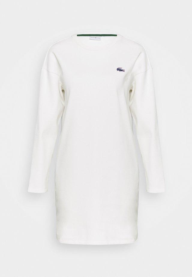 CROC LOGO - Sukienka letnia - farine