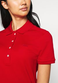 Lacoste - DRESS - Sukienka letnia - red - 5
