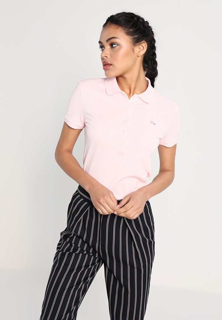 Lacoste - PF7845 - Poloskjorter - flamingo