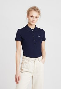 Lacoste - PF7845 - Polo shirt - navy blue - 0