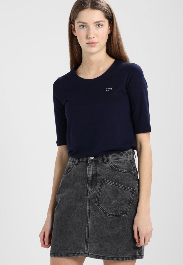 Lacoste - Basic T-shirt - marine