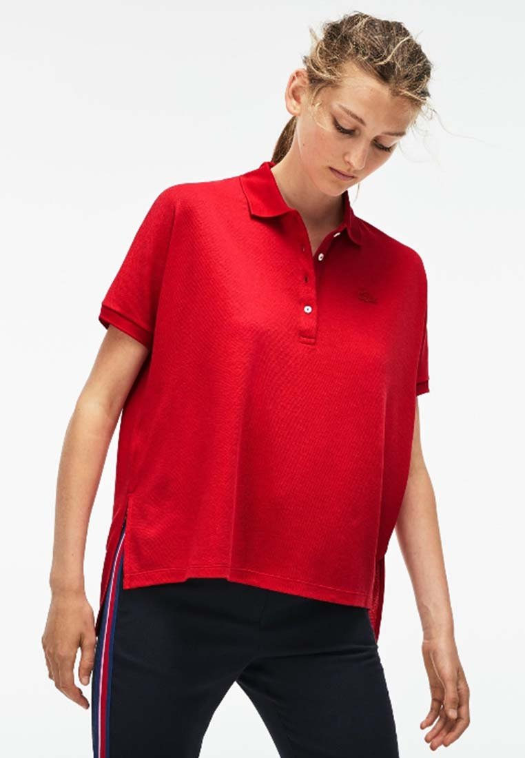 Lacoste - PF0103-00  - Polo - red