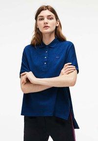 Lacoste - PF0103-00  - Poloshirt - dark blue/dark green - 0