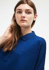 Lacoste - PF0103-00  - Poloshirt - dark blue/dark green - 2