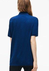 Lacoste - PF0103-00  - Poloshirt - dark blue/dark green - 1