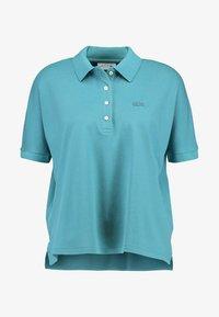 Lacoste - T-shirt imprimé - tide blue - 3