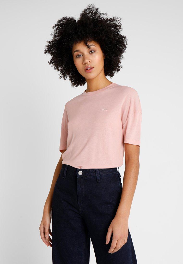 Lacoste - Camiseta básica - rose