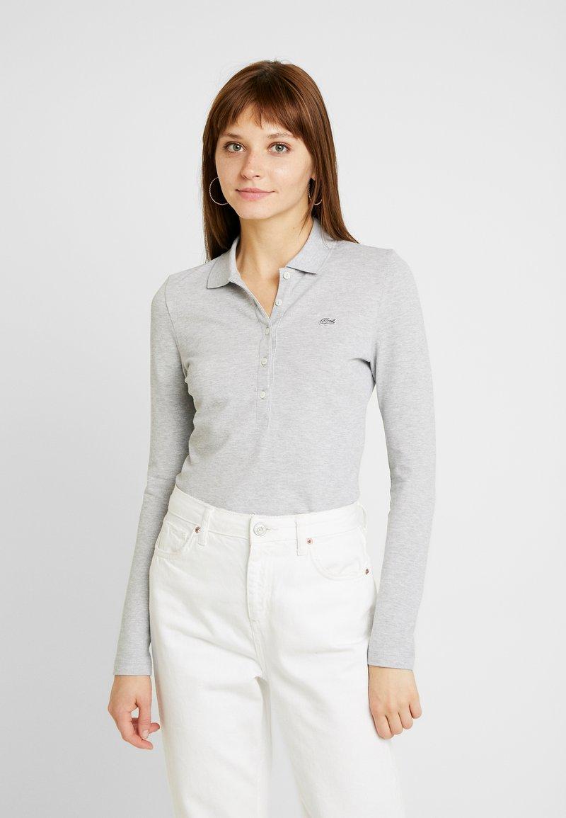 Lacoste - Koszulka polo - silver chine