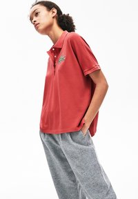 Lacoste - PF9343 - Polo - pink - 1