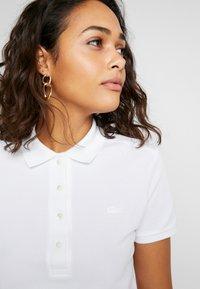 Lacoste - Polo shirt - white - 4