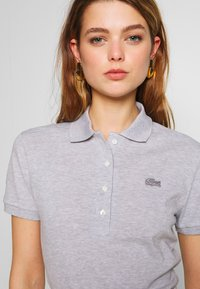 Lacoste - SLIM FIT - Polo shirt - silver chine - 3