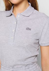 Lacoste - SLIM FIT - Polo shirt - silver chine - 5
