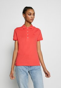 Lacoste - SLIM FIT - Poloshirt - energy red - 0