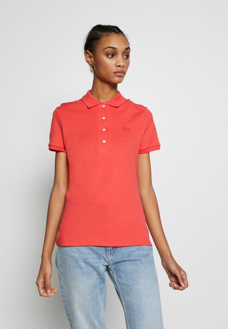 Lacoste - SLIM FIT - Poloshirt - energy red