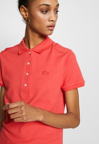 Lacoste - SLIM FIT - Poloshirt - energy red - 5