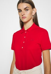 Lacoste - PF5462 - Poloshirt - red - 4