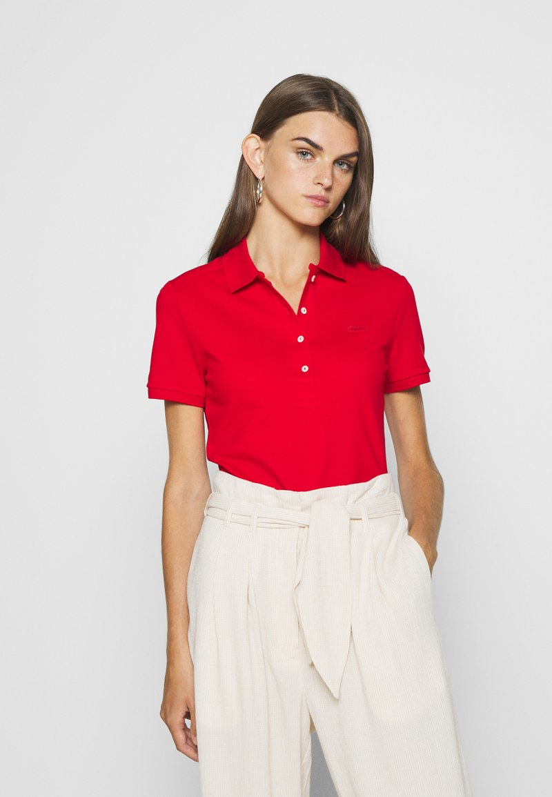Lacoste - PF5462 - Poloshirt - red