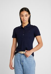Lacoste - SLIM FIT - Poloshirt - navy blue - 0