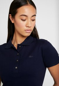 Lacoste - SLIM FIT - Poloshirt - navy blue - 4