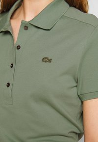 Lacoste - PF5462-00-502 - Polo shirt - thyme - 4