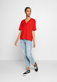 Lacoste - TF5458 - T-shirt basique - red - 1