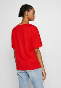 Lacoste - TF5458 - T-shirt basique - red - 2