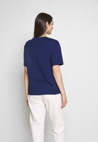 Lacoste - TF5458 - Basic T-shirt - methylene - 2