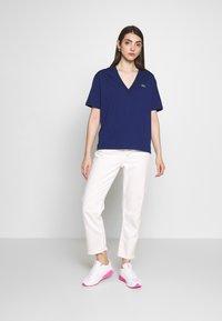 Lacoste - TF5458 - Basic T-shirt - methylene - 1