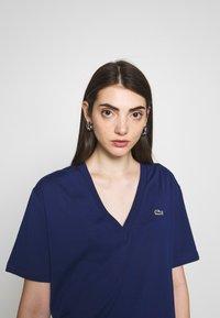 Lacoste - TF5458 - Basic T-shirt - methylene - 6