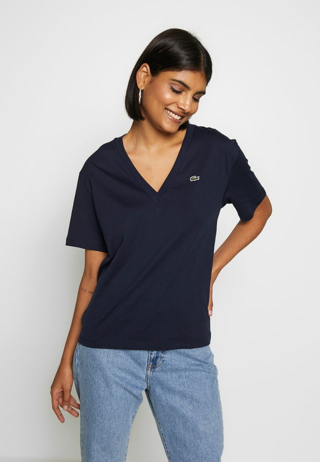 TF5458 - T-shirt basic - navy blue