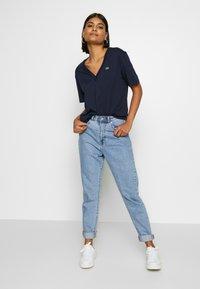 Lacoste - TF5458 - T-shirt basique - navy blue - 1