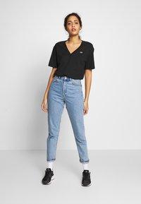 Lacoste - TF5458 - Basic T-shirt - black - 1