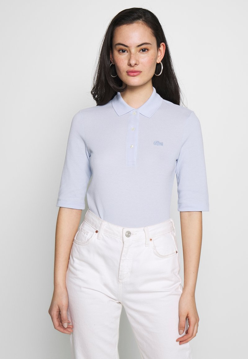 Lacoste - TEE CORE - Poloshirt - phoenix blue