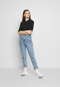 Lacoste - TEE CORE - Polo shirt - black - 1