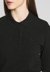Lacoste - TEE CORE - Polo shirt - black - 4