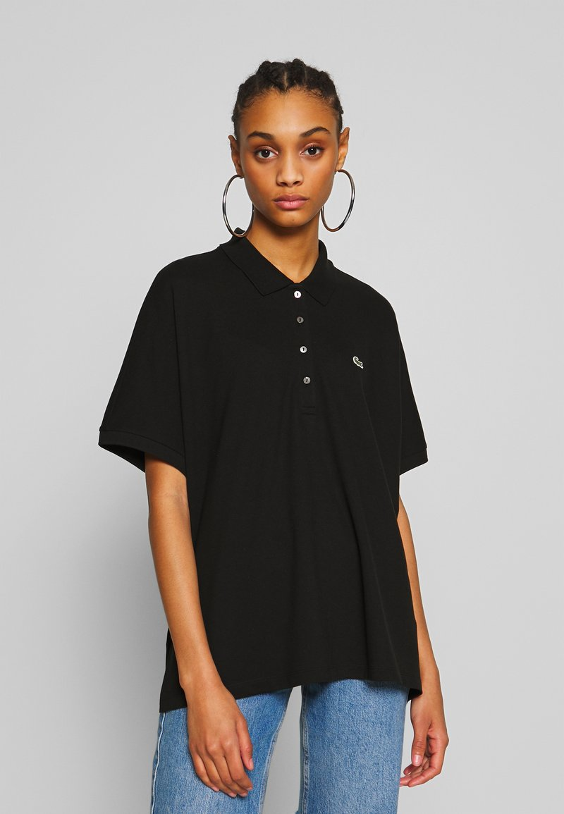 Lacoste - Polo shirt - black