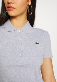 Lacoste - Poloshirt - silver chine - 4